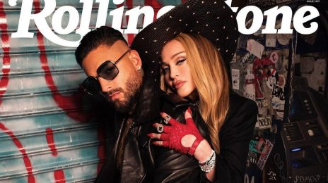 Madonna Covers Rolling Stone With Maluma / Spills on 'Madame X' Special, Biopic, & More