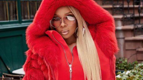 Mary J. Blige Readies New Album for November