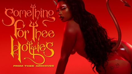 Megan Thee Stallion Unveils 'Something for Thee Hotties' Cover Artwork & Tracklist