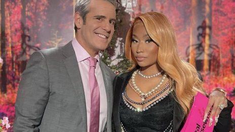 Nicki Minaj Makes a Splash at 'Real Housewives of Potomac' Season 6 Reunion