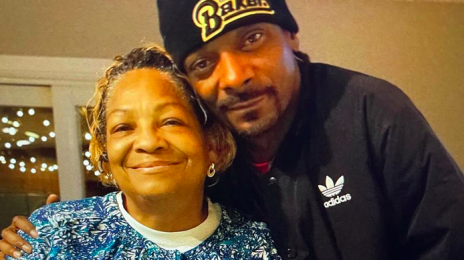Snoop Dogg Mourns His Mother's Death