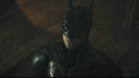 Movie Trailer: 'The Batman' [Starring Robert Pattinson & Zoe Kravitz]