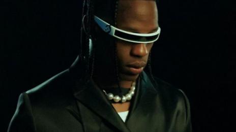Report: Travis Scott Curating 'Dystopia' Mixtape
