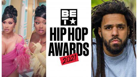 Winner's List:  2021 BET Hip Hop Awards