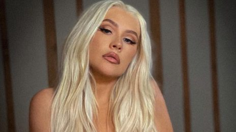 She's Coming! Christina Aguilera Teases New Music Video
