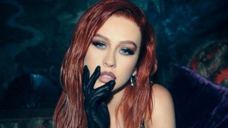 Christina Aguilera Dishes on New EP 'La Fuerza'