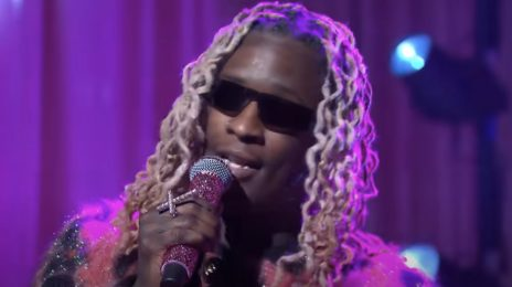 Watch: Young Thug Rocks 'SNL'
