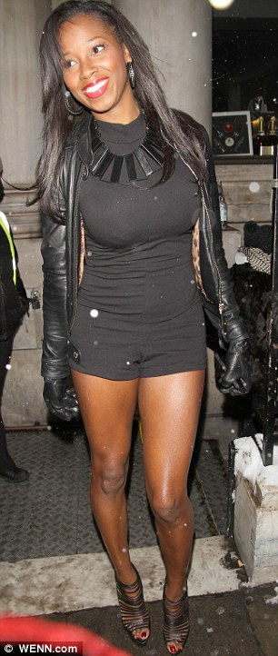 000878f2c4a11eb1ef856804f2033394 Hot Shots: Alexandra Burke Joins Jamelia For Jourdan Dunn Leaving Party