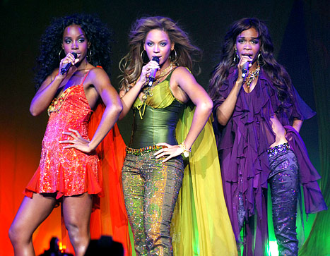 Destinys Child Superbowl