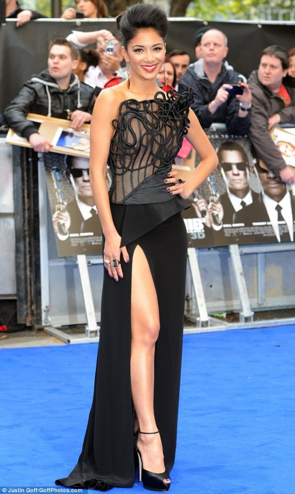 038d96171482283a7ab1e480a05ae113 Photos: Will Smith & Nicole Scherzinger Shine At 'Men In Black 3' London Premiere