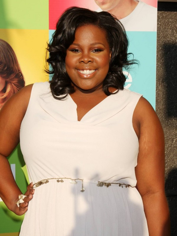 03f559b486813e25ebf5d47039c3f5ef Amber Riley Announces She Is Leaving GLEE