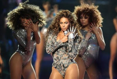Beyonce Lines Up Her Own Fragrance