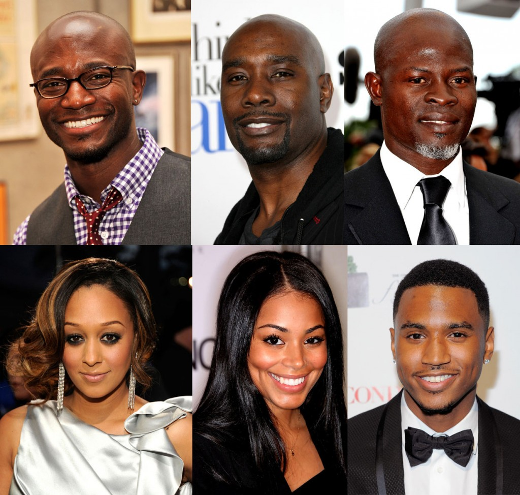 07e176d8215eee5710585a73c50ff4c2 Jill Scott, Christina Milian, and Terrence J Join 'Baggage Claim' Movie