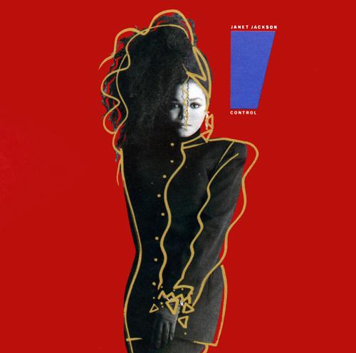 Control Janet Jackson Album Cover Janet jackson .