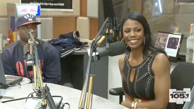 "0f892c0412c1055ff00226c6cde1f389 Watch: Pastor Omarosa Visits The Breakfast Club / Calls Claudia Jordan A ""Hoe & Slams LaToya Jackson"