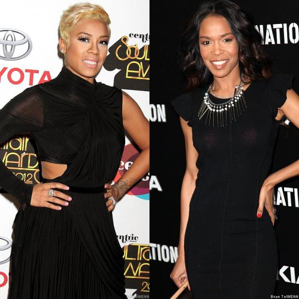 12c61acb53d0797bddf911ecebff881a Michelle Williams Hits Up HuffPost Live / Talks Keyshia Cole, Miley Cyrus, & More