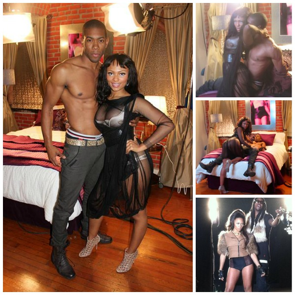 16e87ee9b6bce6520eab2efb74278b70 Behind The Scenes:  Teairra Mari Teases U Did That Visual