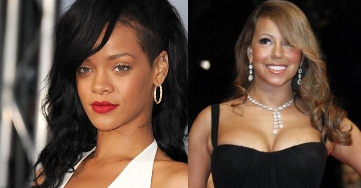 16fbe1da921e2f3ee44ee9054343f107 Retro Rewind: Rihanna Covers Mariah Careys Hero