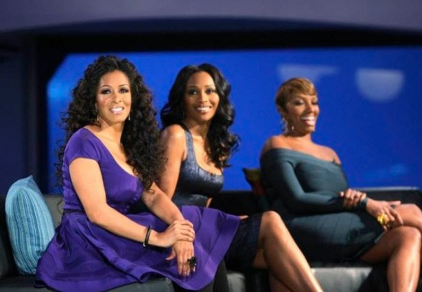 1c7bde3fa6e2e8702be1377133a57da3 Sparks Fly At 'Real Housewives of Atlanta' Reunion