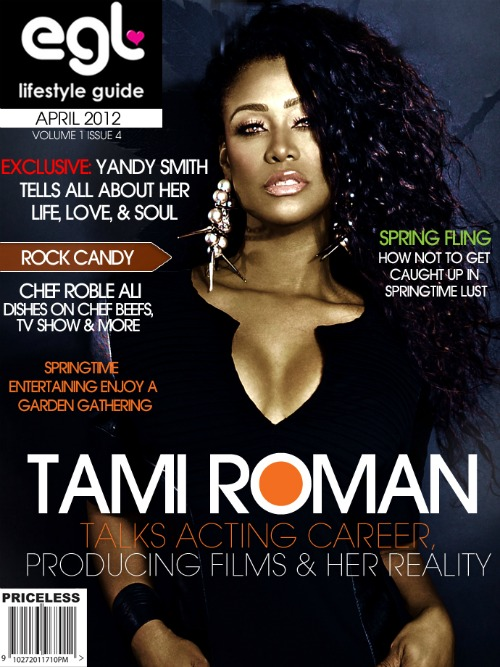 1f57c05fc7d2add37a3ceb1c5aa066a1 Basketball Wives: Tami Roman Covers EGL Magazine