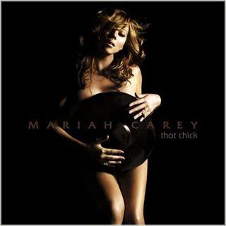 Mariah Carey 'That Chick' Album Cover