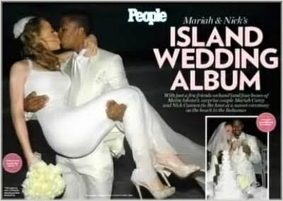Mariah & Nick Cannon Confirm Marriage