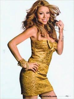 Mariah In ELLE