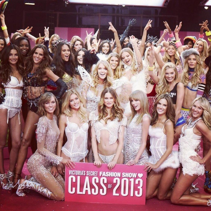 The Victoria's Secret Fashion Show 2013 Music The secret at the