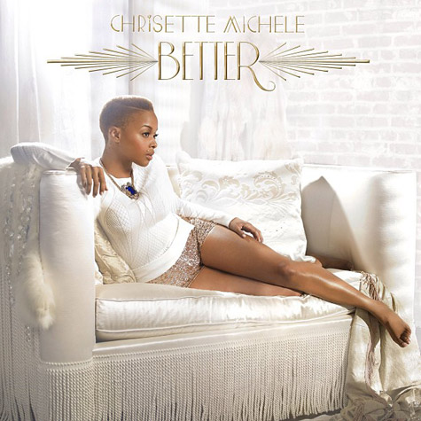 32ae67f068ba8ce1a69a2050ccf59d96 Hot Shot:  Chrisette Micheles Shares New Album Cover