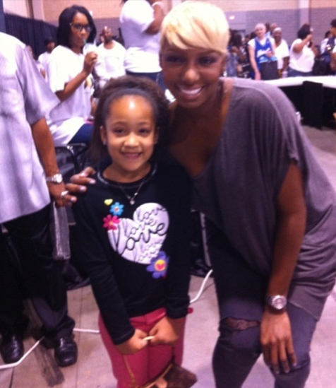 40eb5fa123af1affe2c2f993a72a7135 Photos: NeNe Leakes Is All Smiles In Charlotte