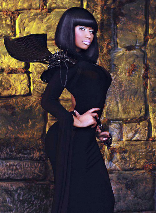 46a9a764a9feff185cac243e76055532 Nicki Minaj Unmasks Reality Show Premiere Date