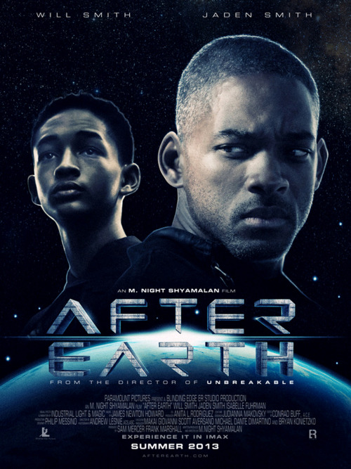 4fc53116678d0f38c2e277346d230769 Movie Trailer: 'After Earth' (Starring Will Smith & Jaden Smith)