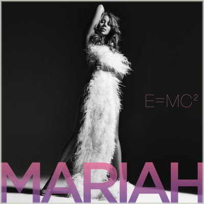 Mariah Carey -  'E=MC²' CD Give-Away