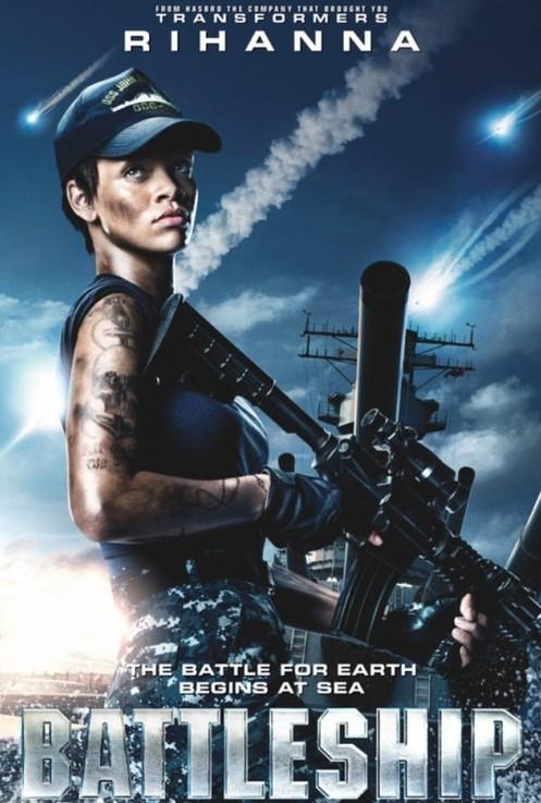 5b80b1128c25ccb6f4b1f029eb9397c6 New Rihanna Battleship Poster Unveiled
