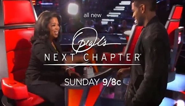 5ed9124cf7e4442e8eb50182b3a4c734 Preview:  Usher & The Voice Judges Next Up For Oprahs Next Chapter