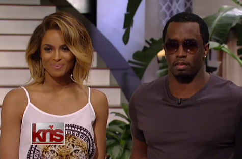 60c690e7fa3d3866532b274ba1ecd193 Watch:  Ciara, Diddy Drop By New Kris Jenner Talk Show