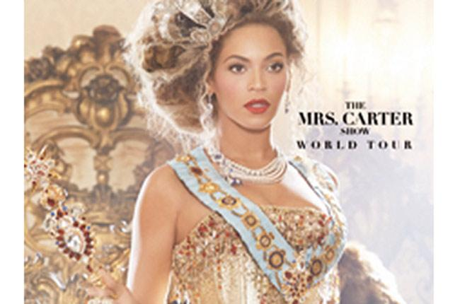 67b8f53ce4bafa623791082299c4bd38 Hot Shot:  Beyonces 2013 World Tour Ad Revealed?