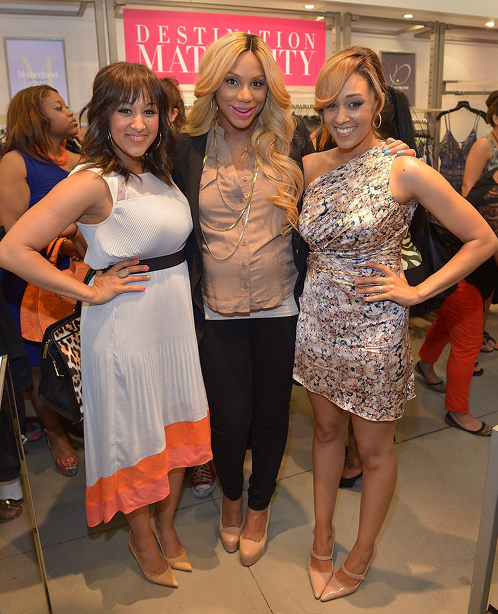 6c2a62b102ae952c2dec984823630216 Tamar Braxton And Tamera Mowry To Host New Summer Talk Show