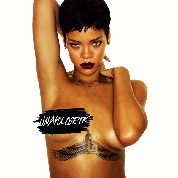 6e50c2a388ee8e46c88429fe33725e1e iTunes At Christmas: Rihanna Wins With Unapologetic