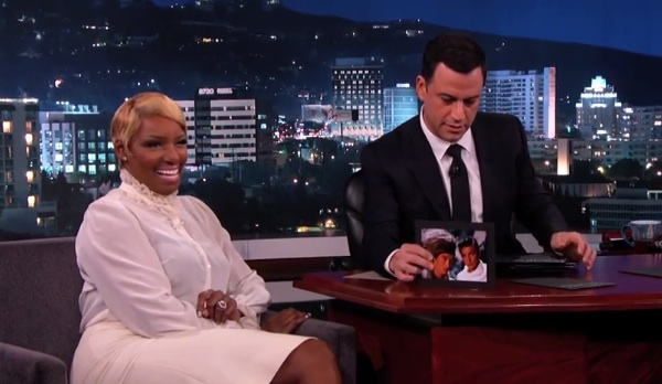 6ec2619843041bf570d33dc99551c9db Watch: NeNe Leakes Visits 'Kimmel' / Dishes On 'Dancing With The Stars'