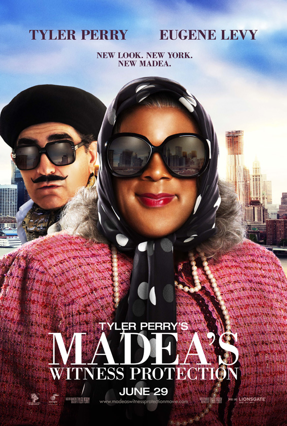 7357022a41c4d47339181444792feb79 Movie Poster: Madeas Witness Protection