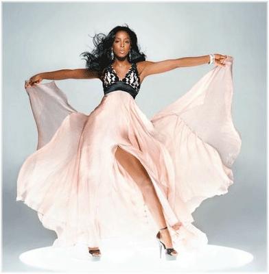 Kelly Rowland Hits #1