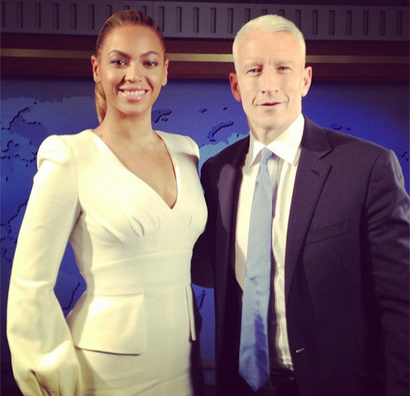 86b8a9ae51a4e80e2fed7e22741396d1 Preview:  Beyonce And Anderson Cooper Talk I Was Here, More