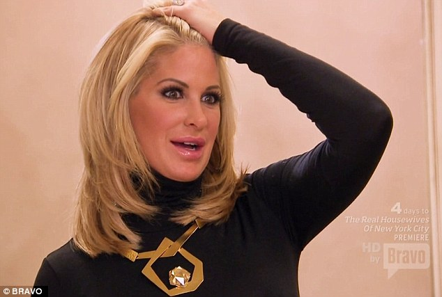 935b51e39979b267a4dcdc8ee5a2c477 Kim Zolziack Removes Wig / Exposes Real Hair