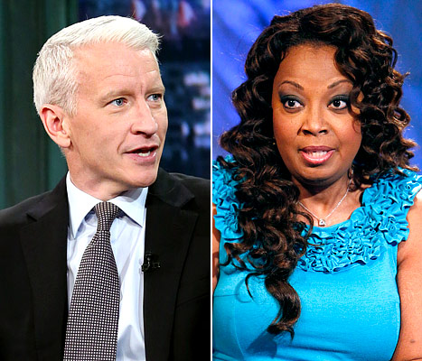 9482a52b5d6f0c81f7ad71ba02804ee0 Anderson Cooper Slams Star Jones, Says She's Irrelevant / Star Jones Responds