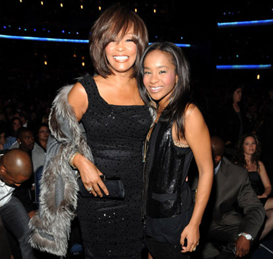 9615b0f8cde98c952799f4a12bbf2596 Watch:  Bobbi Kristina Sings Whitney Houstons Im Your Baby Tonight