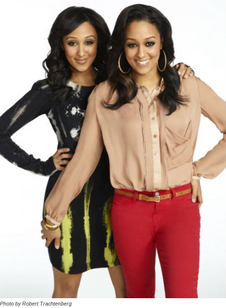 967fc81b037a1408f8b0771041b7e82d Tia & Tamera Mowry Unwrap New Reality Show Promos