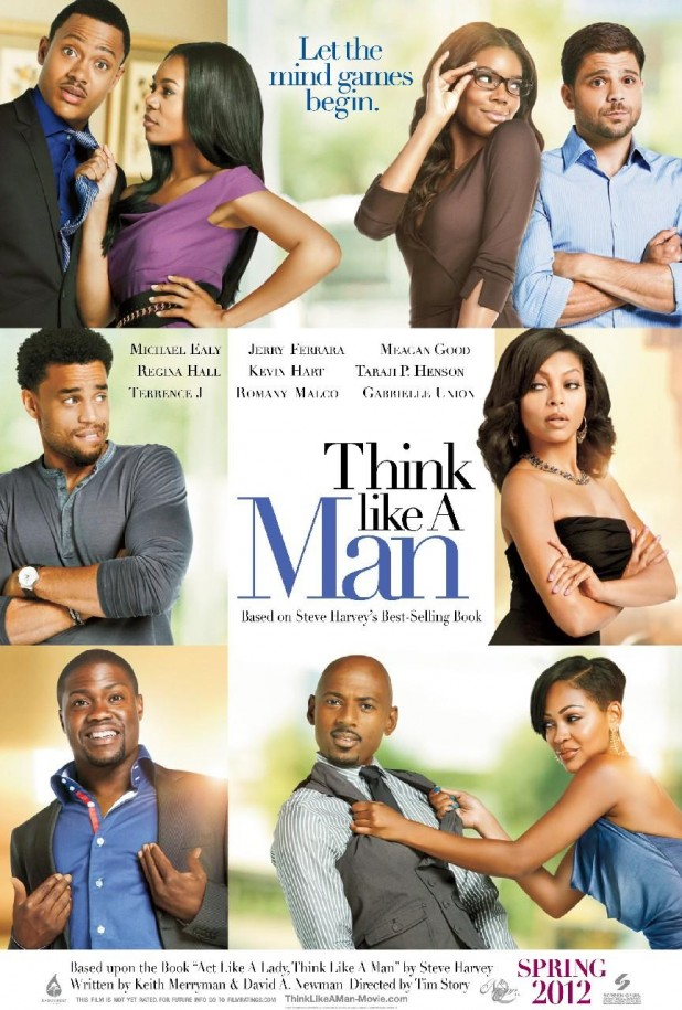 9c6d33432571ba0ac450f22fb42058e4 New Trailer: Think Like A Man (Starring Kevin Hart, Kelly Rowland, Gabrielle Union)