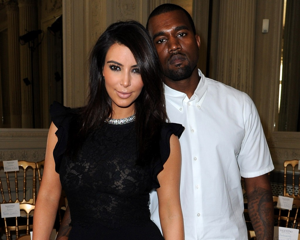 a61f50e2910562a66a39871a8a138aed Report:  Kanye West & Kim Kardashians Baby Name Revealed