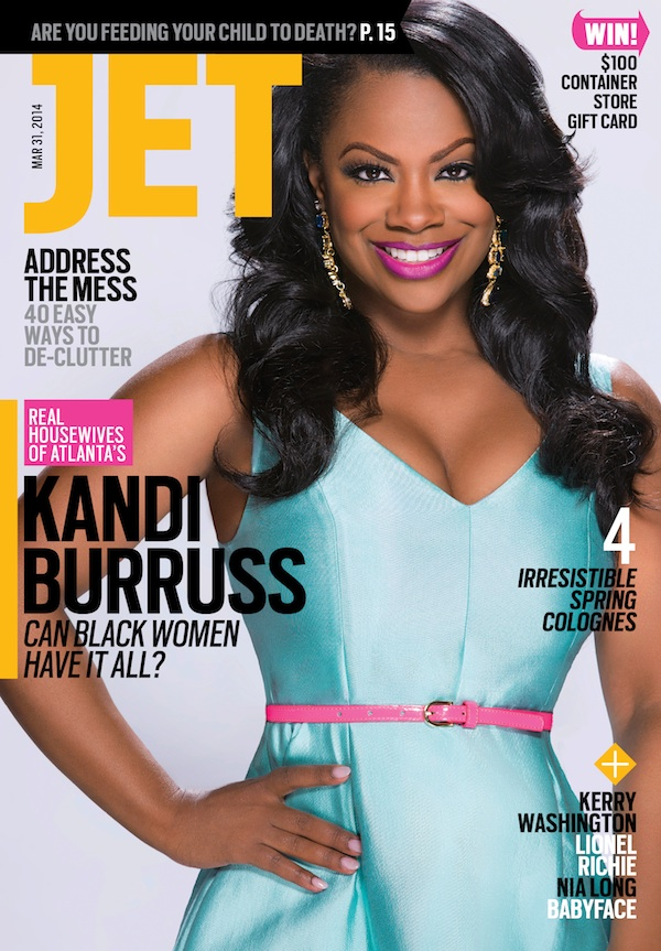 b26774fd119703364c4f7ffdcb94b61b RHOA: Kandi Covers JET / Talks Todd...And Mama Joyce
